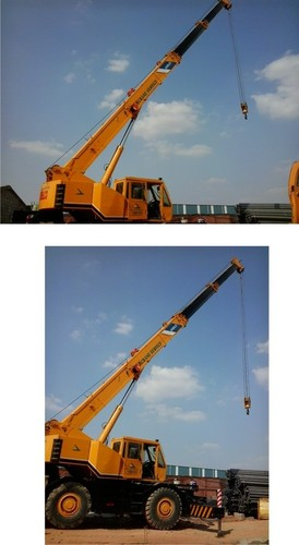 Rated Capacity Indicator (RCI) for Deck Cranes