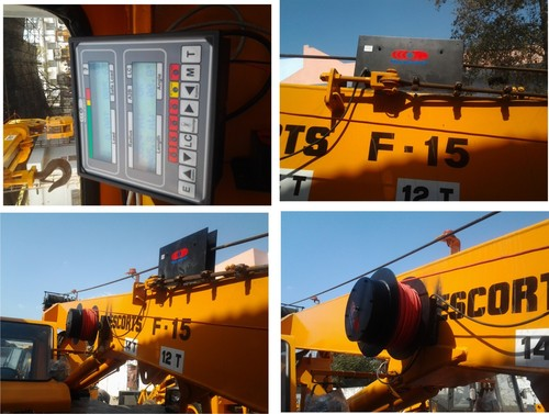 Rated Capacity Indicator (RCI) for LoaderCranes