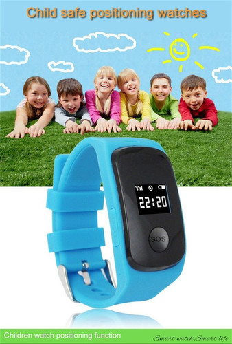 Children Smart Bluetooth Watch GPS SOS Sport Kids Watches Smartwatch Phone
