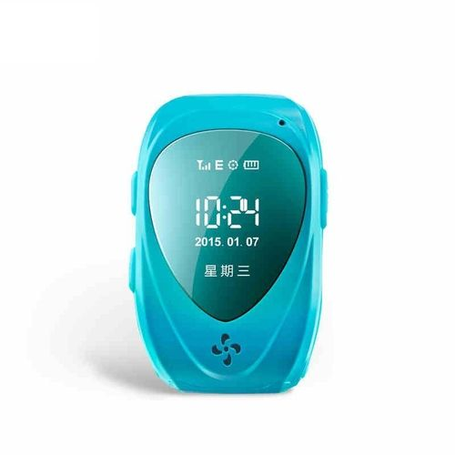 Kids Bluetooth Tracker GPS Position Android Watches Mini SOS Smart Watch Phone
