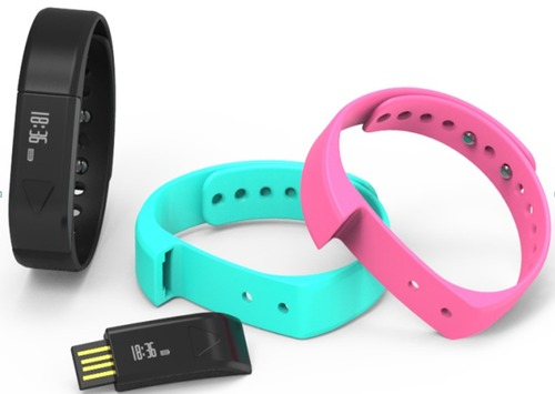 Fitness band  bluetooth smart bracelet for android 4.4 ios 7.0 Sleeping monitor