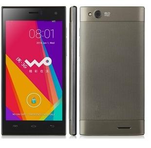 Smartphone MTK6582 Quad Core 1.3GHz 1GB 8GB 5.0 Inch IPS Screen 8.0MP Camera