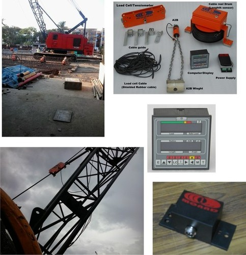 Total Movement Indicator systems for Crawler cranes