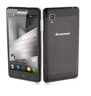 Lenovo P780 Smartphone Android 4.4 5.0 Inch Gorilla Glass Screen 3G GPS OTG