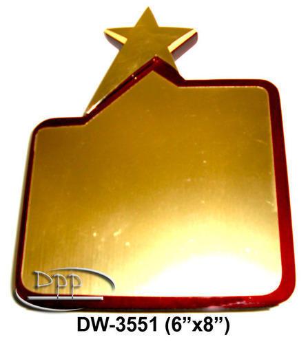 Corporate Wooden Trophies