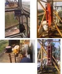 Total Movement Indicator system for Tower cranes