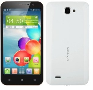 Smartphone Android 4.2 MTK6589 Quad Core 5.3 Inch 3G GPS