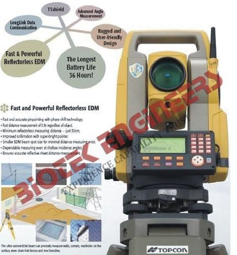 Electronic Total Station Topcon OS