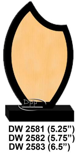 Corporate Wooden Design Trophies