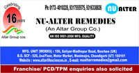 NU-Alter Remedies