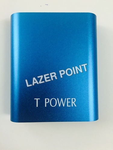 Power Bank Laser Marking services