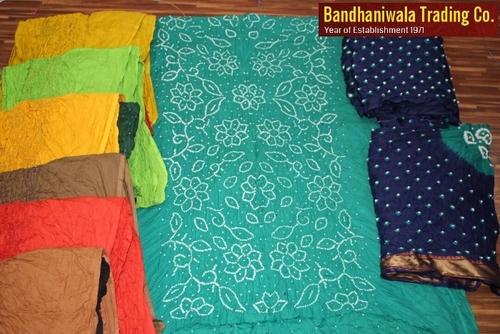 Unstitched Satin Dress