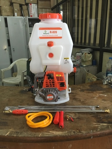 Power Sprayer 4 stroke