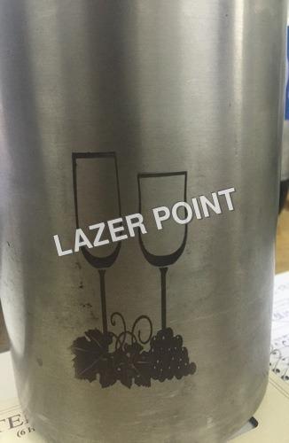 Laser Marking On SS Utensils