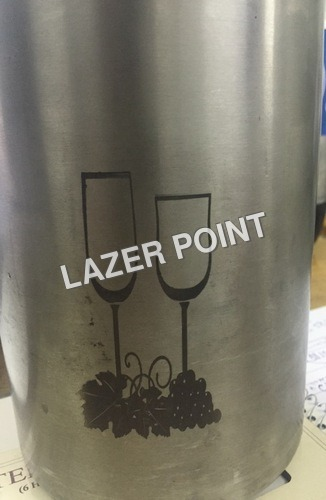 SS Utensils Laser Marking