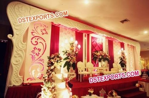 English Wedding Backdrop Frames