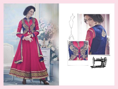 Indian Hand Embroidered Salwar Suit