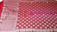 Latest Bandhani Banarasi Saree