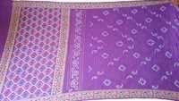 Hand Crafted Banarasi Saree