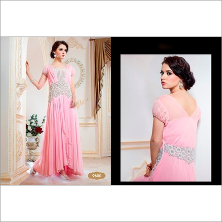 Latest Pure Georgette Gowns