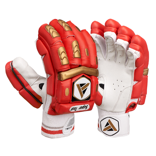 Cricket Super Test Colour Hand Gloves