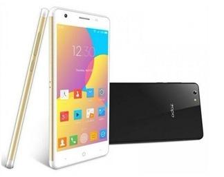 Smartphone 64bit 4G LTE MTK6732 Quad Core 5.3 Inch HD Screen 13.2MP White