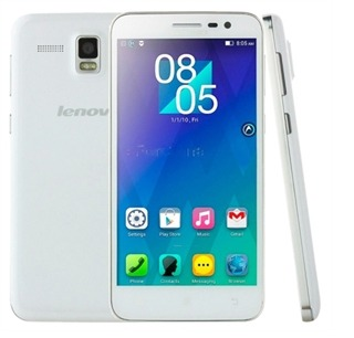 Lenovo A808 16GB 5.0 inch IPS Capacitive Screen Android OS 4.4 Smart Phone