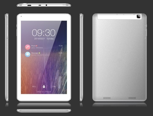 10.1inch Tablet PC MT8382 Cortex-A7 Quad Core Android 4.4 wifi