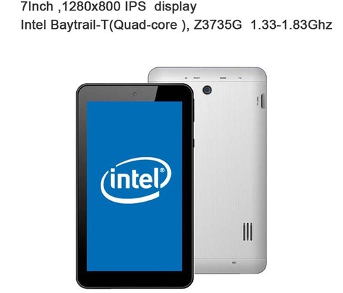 8 Inch Windows8.1 Intel Baytrail-T(Quad-core ) DDR3 wifi table pc