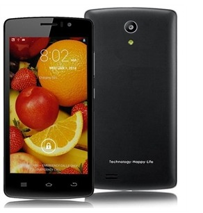 Android 4.4 Smartphone MTK6582M Quad Core 4.7 Inch IPS Screen Dual SIM