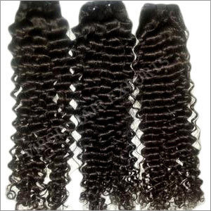 Virgin Indian Deep Curly Hair