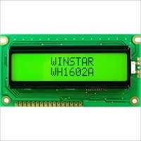 16x2 LCD Character Display