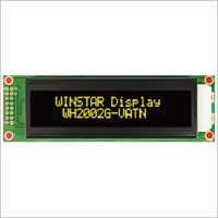 Custom VATN LCD Displays