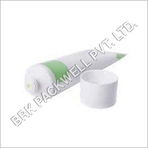 Ayurvedic Ointment Packaging Tube