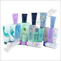 Printed Cosmetics Tube