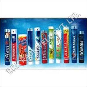 Printed Packaging Tube