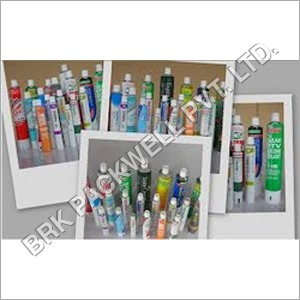 Pharma Packaging Tube