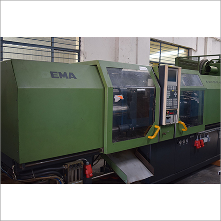 Used demag Injection Moulding Machines
