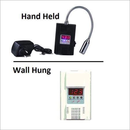 LPG-CNG Gas Leak Detector