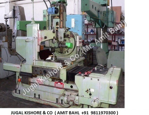 Gear Grinding Machines