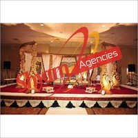 Mughal Wedding Stage