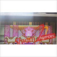 Cute Wedding Stage Decoration