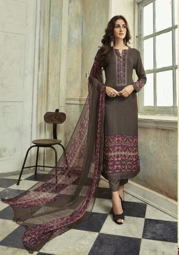 Winter Salwar Suits
