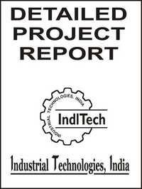 Project Report on GLASS BOTTLE MANUFACTURING [CODE NO. 1752]