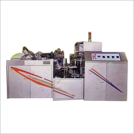 Semi Automatic Paper Cup Machine