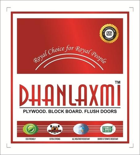 Dhanluxmi Plyboard