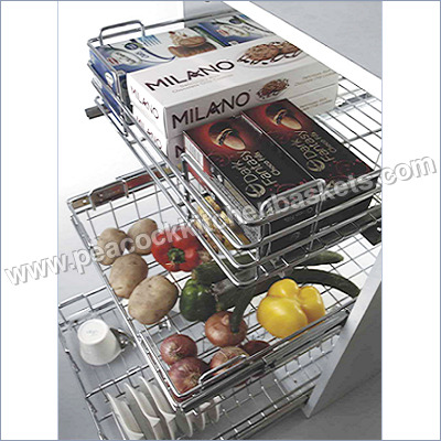 Modular Kitchen Corner Accessories