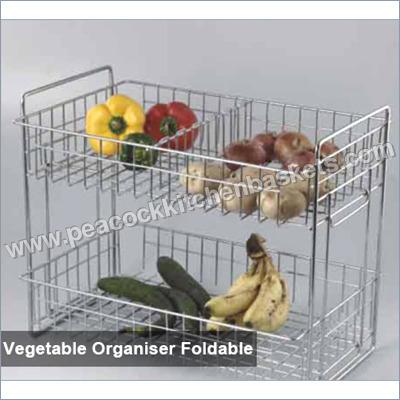 Foldable Vegetable Organiser