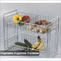 Foldable Vegetable Organiser