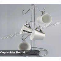 Round Cup Holder